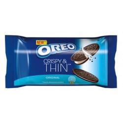 Biscuiti cu crema Oreo Thin 48 grame
