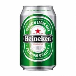 Bere blonda Heineken doza 330 ml