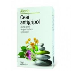 Ceai Alevia Antigripol 20 plicuri