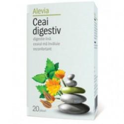Ceai Alevia Digestiv 20 plicuri