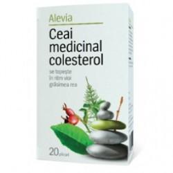 Ceai Alevia Colesterol 20 plicuri
