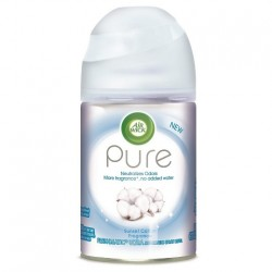 Odorizant rezerva Air Wick Pure Cotton 250 ml