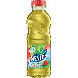 Nestea Ice Tea Aloe Vera&Capsuni 500 ml