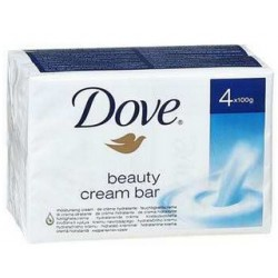 Pachet Dove Cream Bar 4 x 100 grame