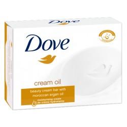 Pachet Dove Cream Oil 4 x 100 grame