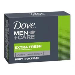 Pachet Dove Men Care Extra Fresh 4 x 90 grame