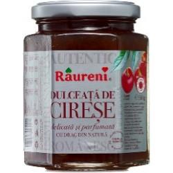 Dulceata de cirese Raureni 350 grame