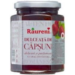 Dulceata de capsuni Raureni 350 grame