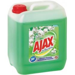Detergent universal Ajax Floral Fiesta Green 5 litri