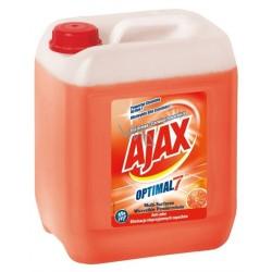 Detergent universal Ajax Optimal 7 Red Power 5 litri