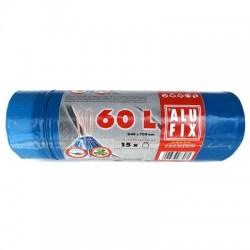 Saci Alufix Premium cu banda 60 litri