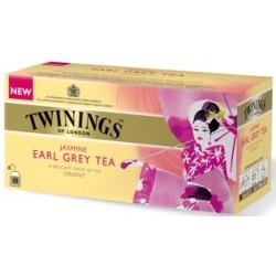 Ceai Twinings Earl Grey Jasmine 25 plicuri