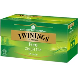 Ceai Twinings Pure Green Tea 25 plicuri