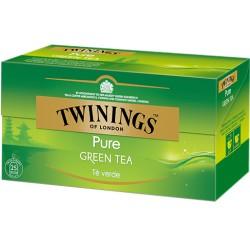 Ceai Twinings Pure Green Tea 25 plicuri