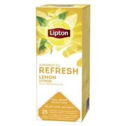Ceai Lipton Lemon 25 plicuri