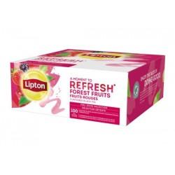 Ceai Lipton fructe de padure 100 plicuri