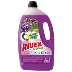 Detergent Rivex casa floral 4 litri