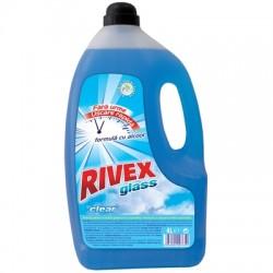 Detergent de geamuri Rivex Clear 4 litri