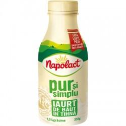 Iaurt de baut Napolact 1,5% grasime 330 grame