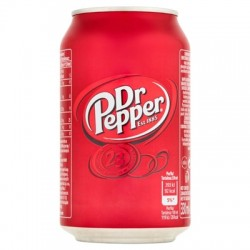 Dr. Pepper doza 330 ml