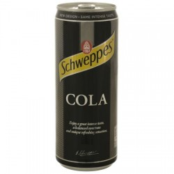 Schweppes Cola doza 330 ml