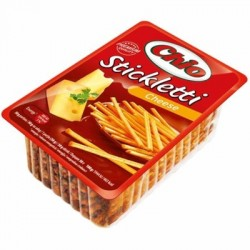 Chio Stickletti cheese 80 grame