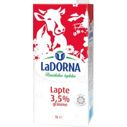 Lapte LaDorna UHT 3,5% 1 L