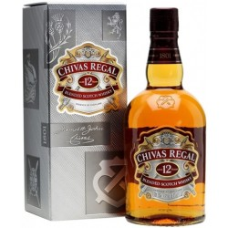 Whiskey Chivas Regal 12 ani 700 ml