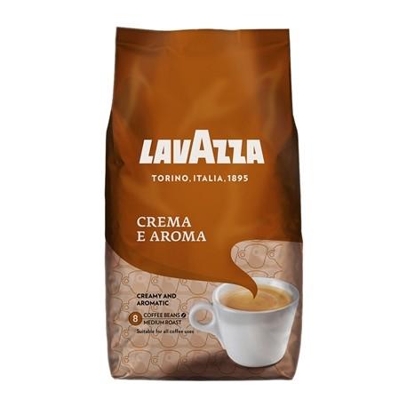 Cafea boabe Lavazza Crema e Aroma 1 kg