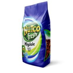 Migdale coapte si sarate Nutco Fresh 500 grame