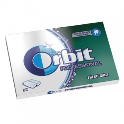 Orbit Professional Fresh Mint 10 buc