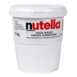 Crema de alune Nutella 3 kg