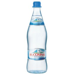 Apa carbogazoasa Bucovina 750 ml