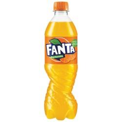 Fanta portocale 500 ml