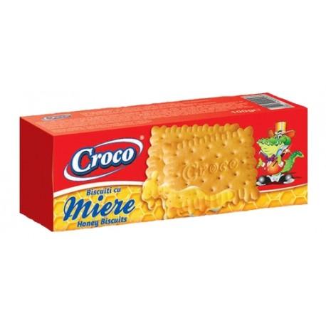Biscuiti cu miere Croco 100 grame