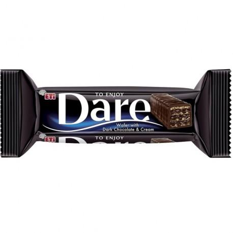 Baton cu ciocolata neagra Dare 50 grame