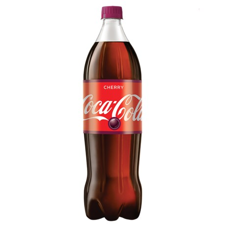Coca Cola Cherry 1,25 litri