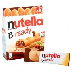 Batoane Nutella B-Ready 132 grame