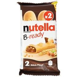 Batoane Nutella B-Ready 44 grame
