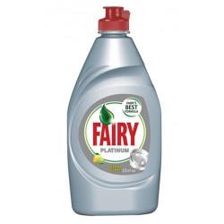 Detergent vase Fairy Platinum Lemon & Lime 430 ml