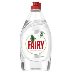 Detergent vase Fairy Pure & Clean 450 ml
