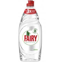Detergent vase Fairy Pure & Clean 650 ml