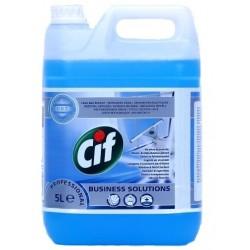 Detergent geamuri si suprafete Cif Professional 5 litri