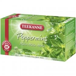 Ceai Teekanne Peppermint 20 plicuri