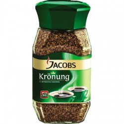 Cafea solubila Jacobs Kronung 100 grame