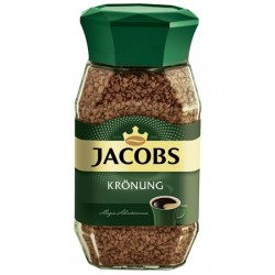 Cafea solubila Jacobs Kronung 200 grame