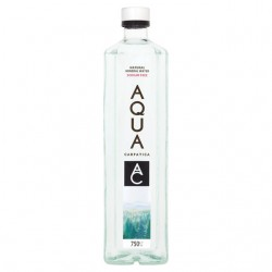Apa plata Aqua Carpatica 750 ml