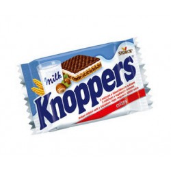 Napolitane Knoppers 25 grame