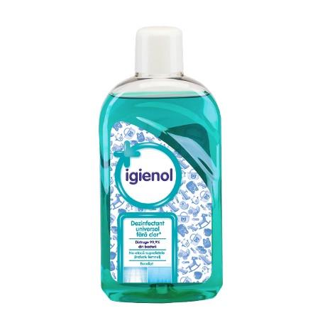 Dezinfectant universal Igienol Eucalipt 1 litru