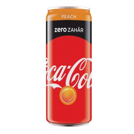 Coca Cola Peach doza 330 ml